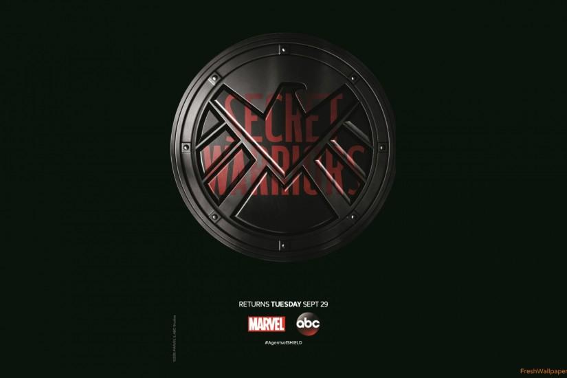 agents-of-shield-secret-warriors-season-3-poster Wallpaper: 2560x1600