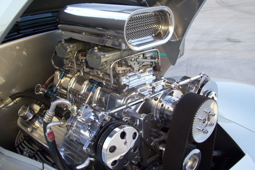 Willys Socal Paint Engine