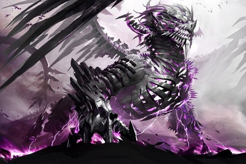 Awesome Dragon Backgrounds (44 Wallpapers)