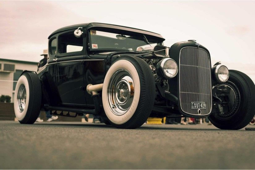 Rat Rod Wallpaper Awesome Street Rod Wallpaper