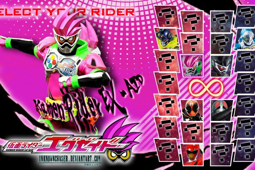 Kamen Rider Wallpapers ·①