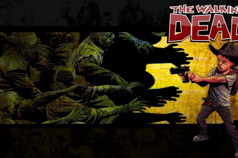 Comic The Walking Dead