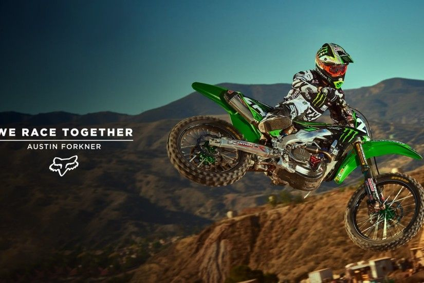 Fox MX Presents | Austin Forkner | We Race Together | DRN: Motocross,  Supercross & Off-Road : Since 1999