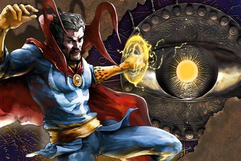 Desktop HD Dr Strange Photos.