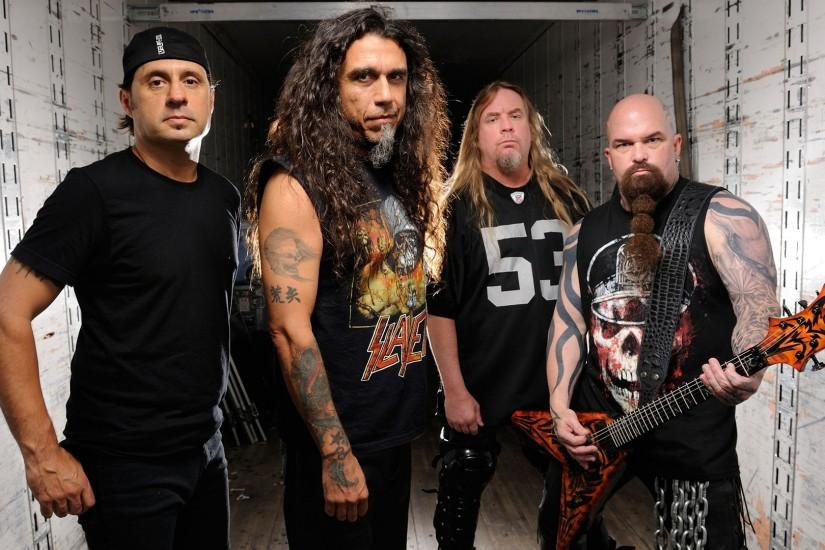 Slayer Band HD Wallpaper.