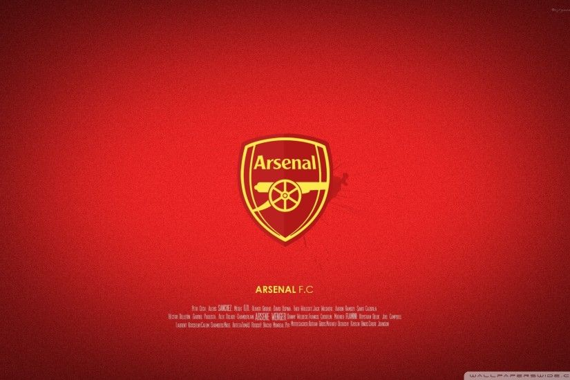 Arsenal HD Wide Wallpaper for Widescreen