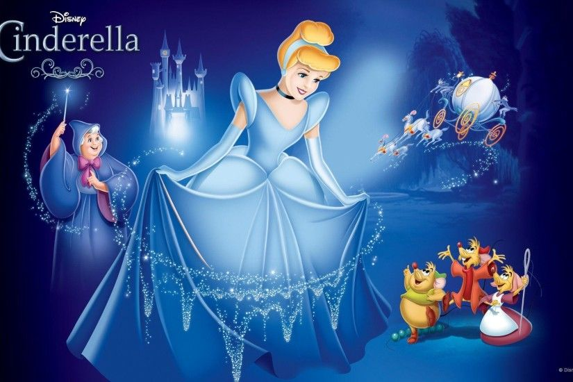 Beautiful HD Cinderella Wallpaper Background ~ Pictures Gallery