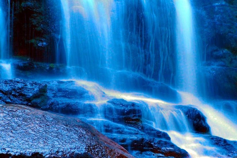 download free waterfall background 2960x1850