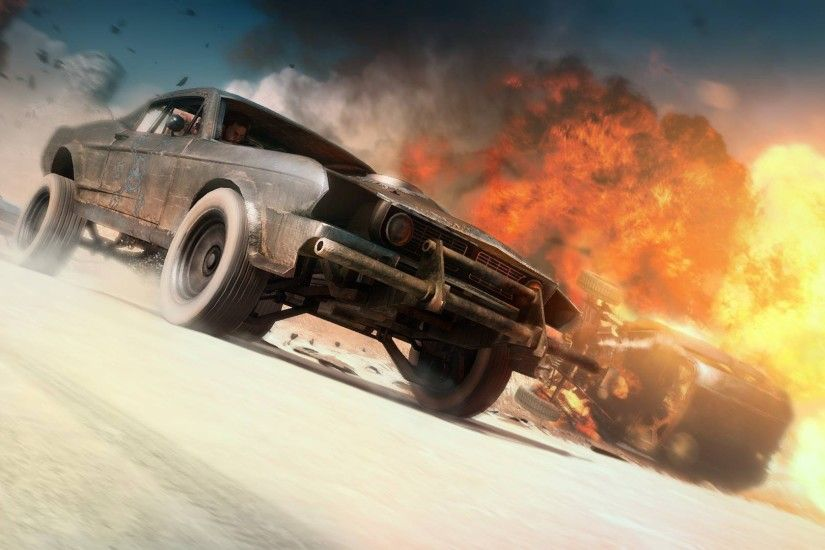 Mad max game 1920x1080 1080p.