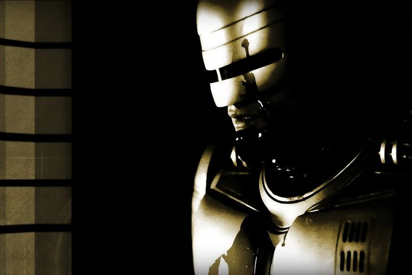 RoboCop [4] wallpaper