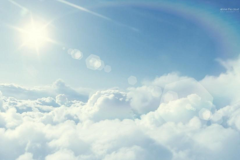 download cloud background 2560x1600