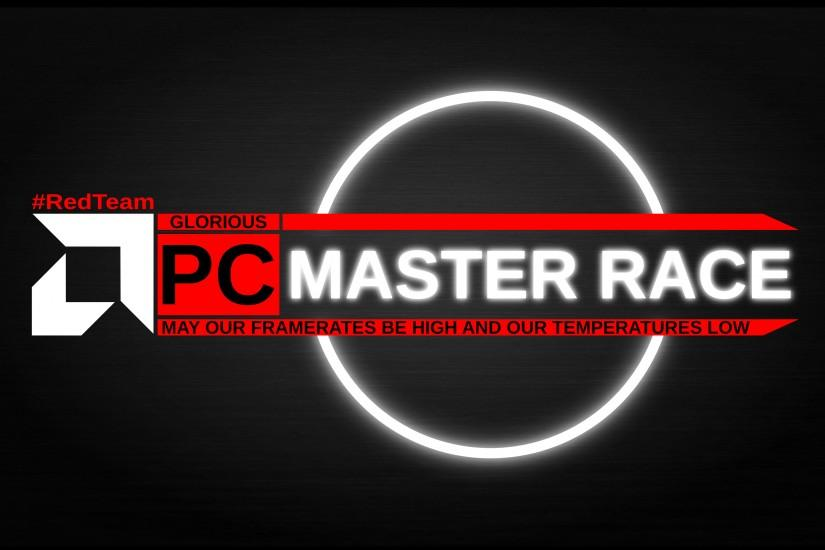 large pc master race wallpaper 3840x2160 phone
