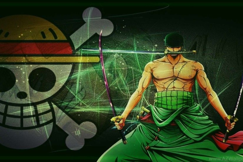 HD <b>Zoro One Piece</b> ...