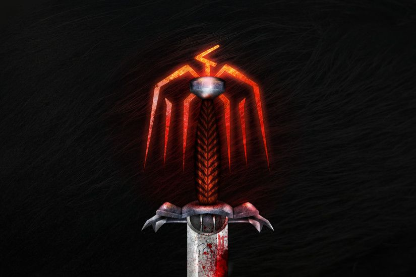 Dragon Age Sword wallpaper