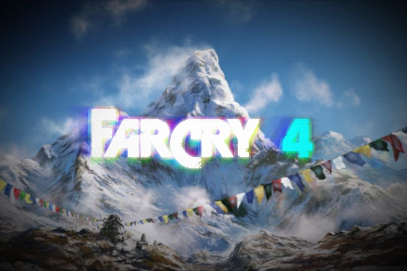 ... Far Cry 4 Cover / Wallpaper (Fanmade) by RandomBronyHere