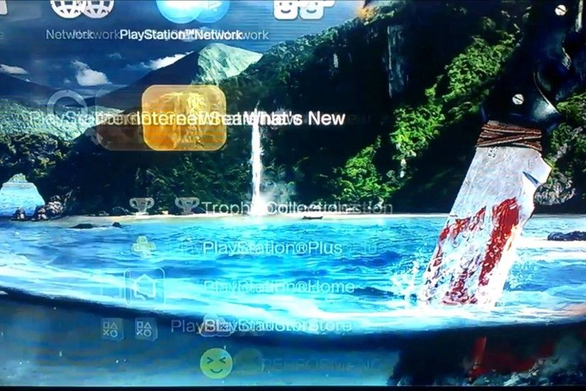 How To Get Free PS3 Themes 2016