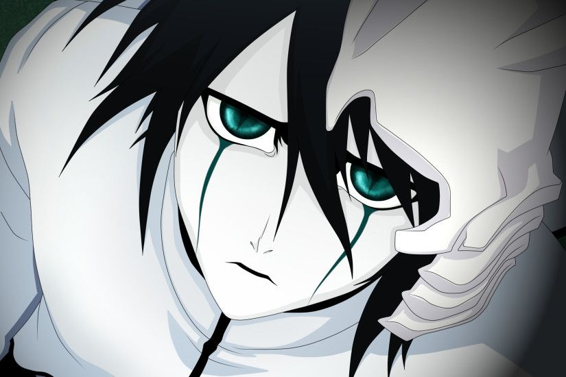 Ulquiorra... on an emo scale of 1 to 10, hes a 4