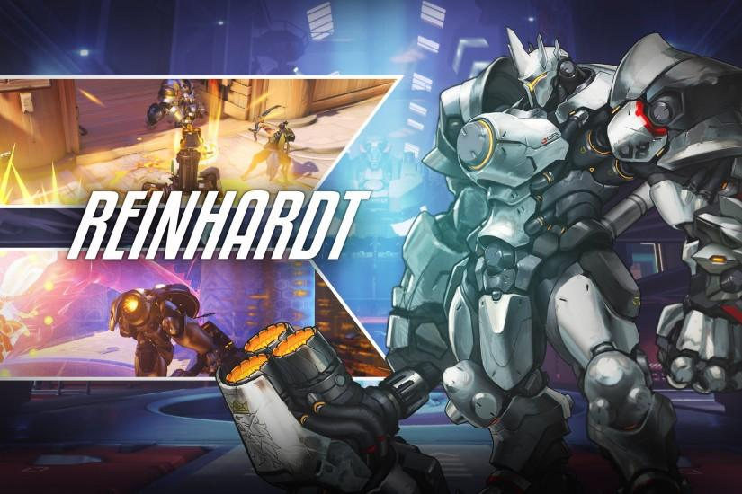 Reinhardt Overwatch Wallpapers | HD Wallpapers