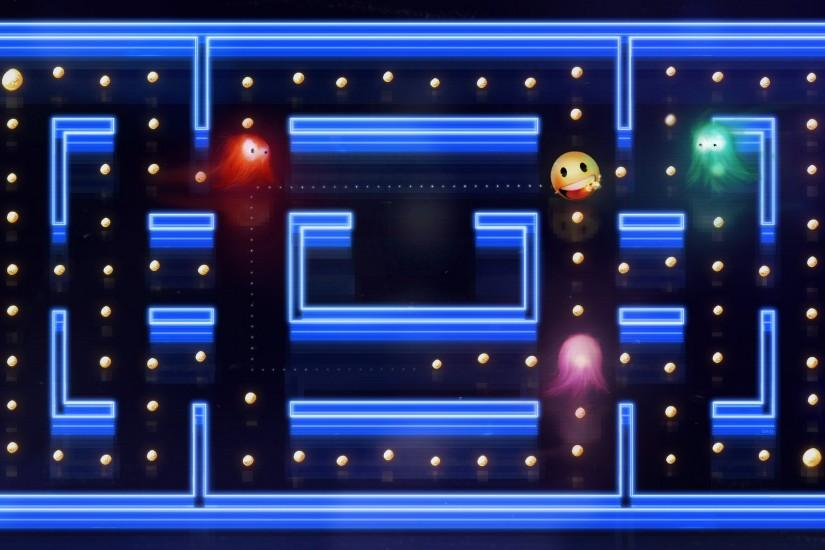 Pacman Background Download Free Amazing Full Hd Wallpapers For