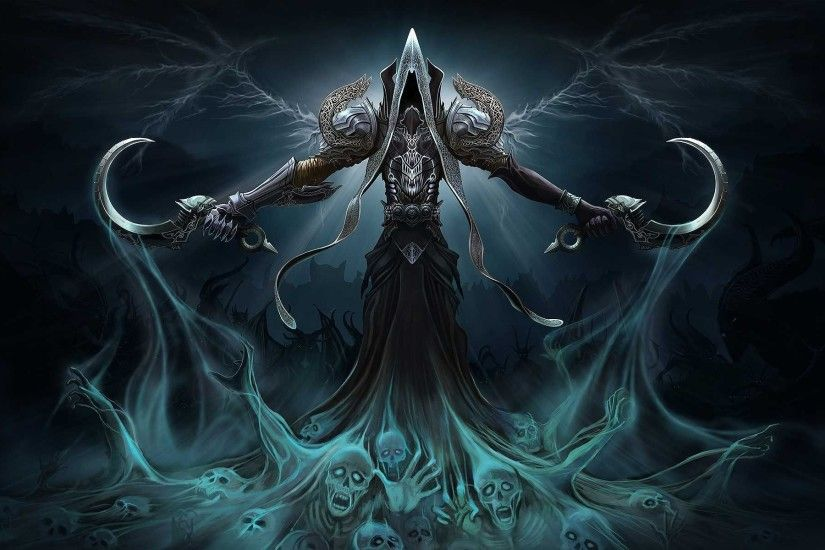 Diablo 3 Reaper of Souls Angel of Death Wallpaper