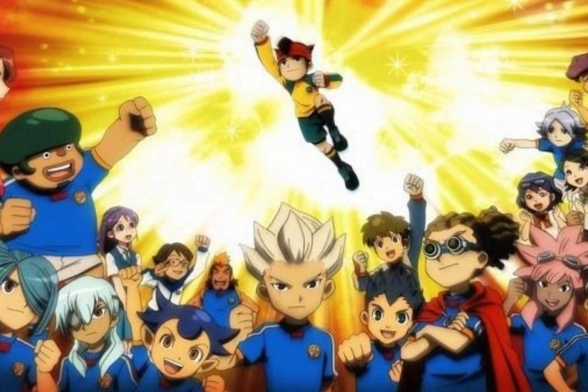 Inazuma Eleven OST - 2, piece 12 Fighting Spirit
