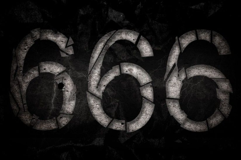 Occult Satan Satanic 666 Evil Full HD Wallpaper