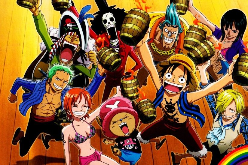 One Piece Desktop Wallpapers Wallpaper