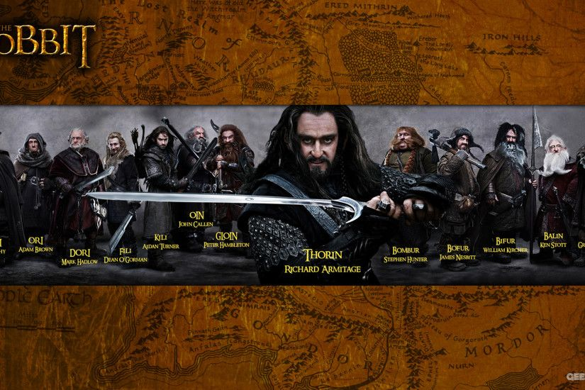 Fili,Kili and the others images Dwarves HD wallpaper and background photos