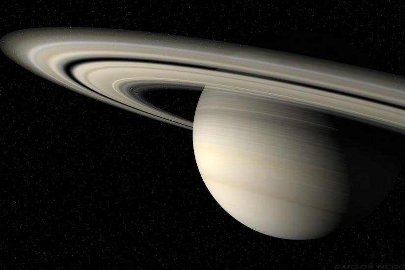 Saturn. Put the Cosmos on Your Desktop with These Intergalactic Wallpapers