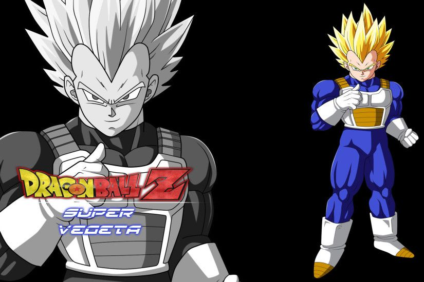 ... Super Vegeta - Dragon Ball Z