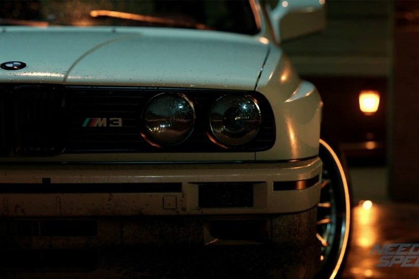 BMW M3 - Need for Speed wallpaper 1920x1080 jpg