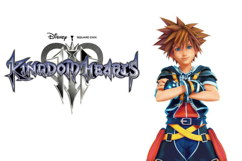 ... Kingdom Hearts III [Wallpaper] - Sora by Caprice1996