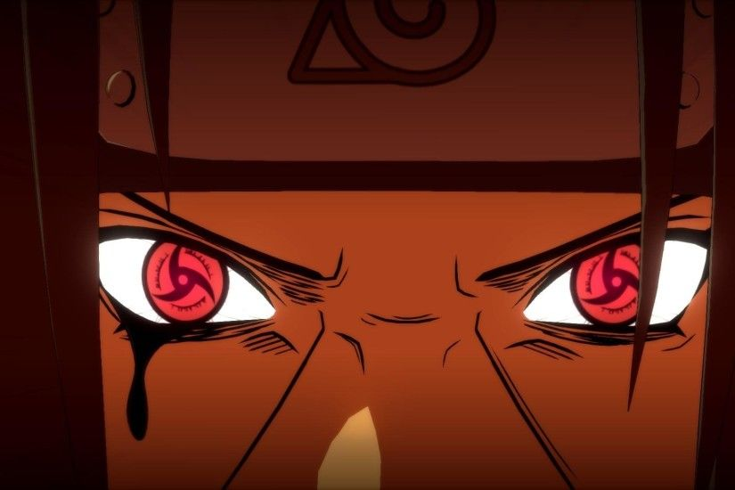 ... Download Wallpaper 1920x1080 Naruto, Itachi uchiha, Sharingan .