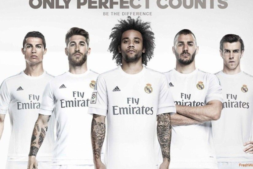 Real Madrid Wallpapers Full HD 2016 - Wallpaper Cave
