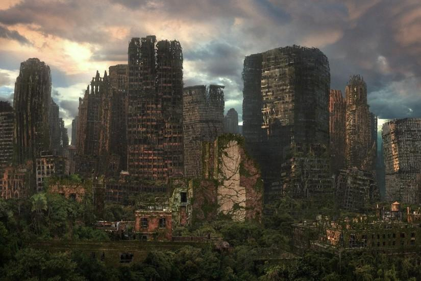 302 Post Apocalyptic Wallpapers | Post Apocalyptic Backgrounds