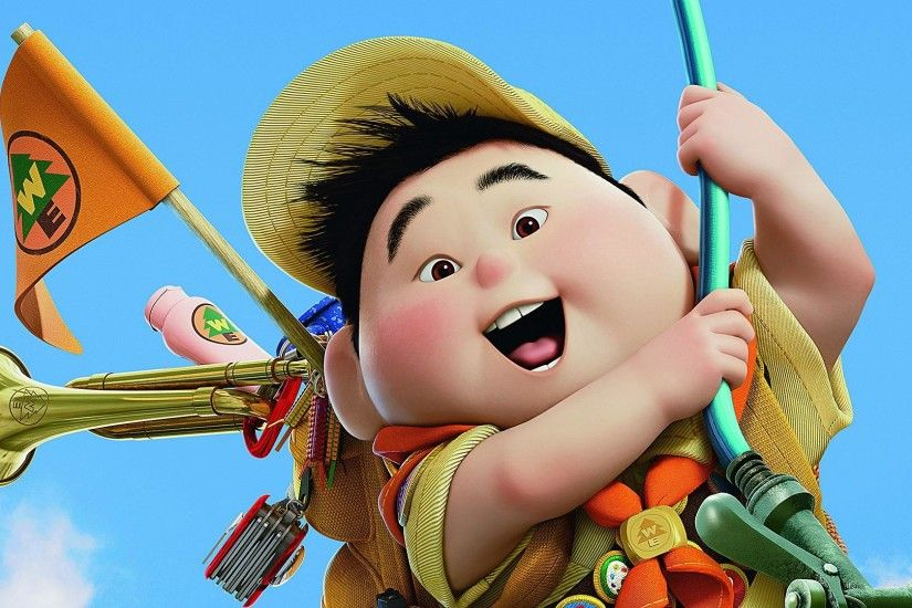 UP Movie 3D Characters Images Wallpapers HD Widescreen Desktop PC