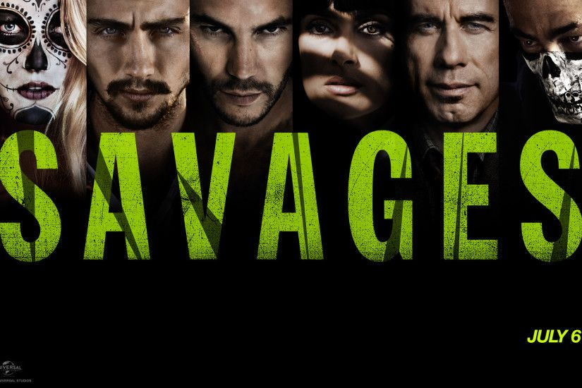Savages Cast wallpapers and stock photos