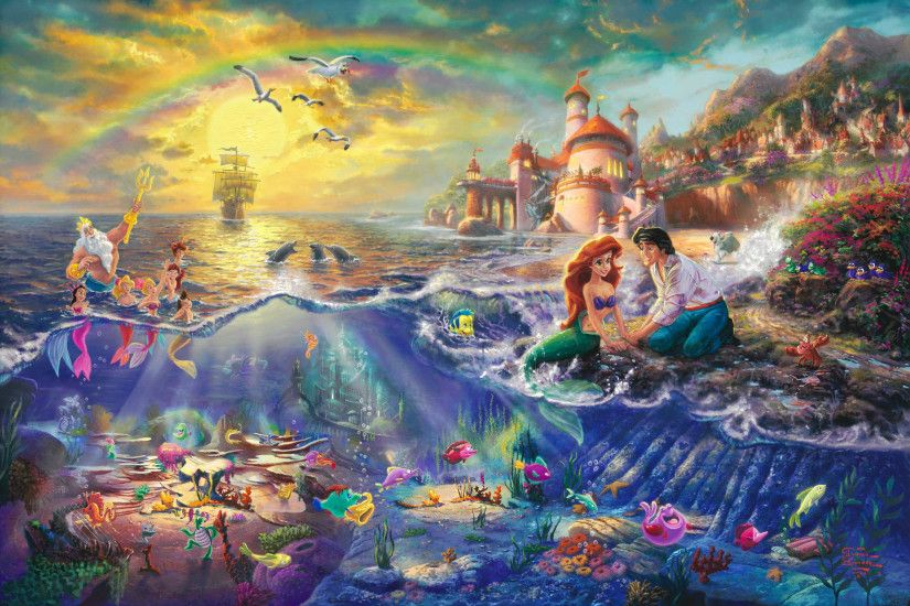 Disney Princess Wallpapers, Pictures, Desktop Wallpapers, 3000x2024
