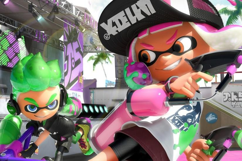 most popular splatoon wallpaper 1920x1080 for windows 10