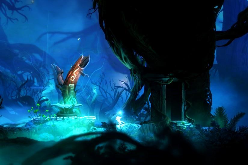 best ori and the blind forest wallpaper 3840x2160 windows xp