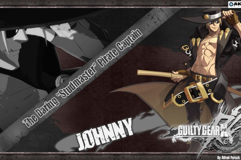 Download Wallpaper · guilty gear xrd revelatorjohnny