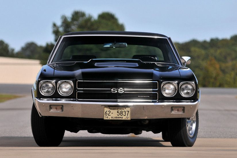 1970 Chevrolet Chevelle SS Coupe picture