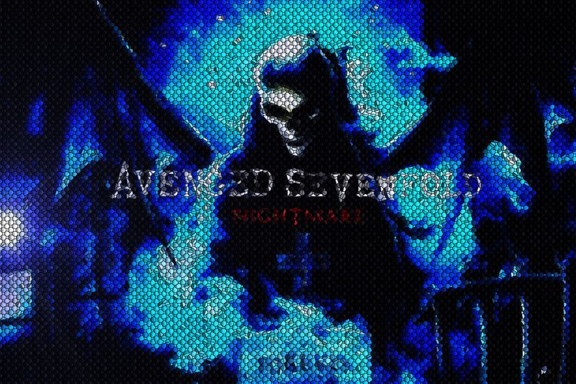 Avenged Sevenfold - Nightmare by Neutron10586 Avenged Sevenfold - Nightmare  by Neutron10586