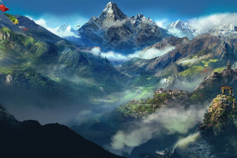 Far Cry Himalayas
