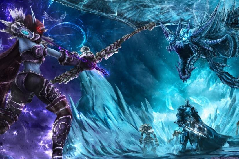 heroes-of-the-storm-sylvanas-wallpaper-[1920x1080] Need #iPhone #6S #Plus # Wallpaper/ #Background for #IPhone6SPlus? Follow iPhone 6S Plus 3Wallpap…