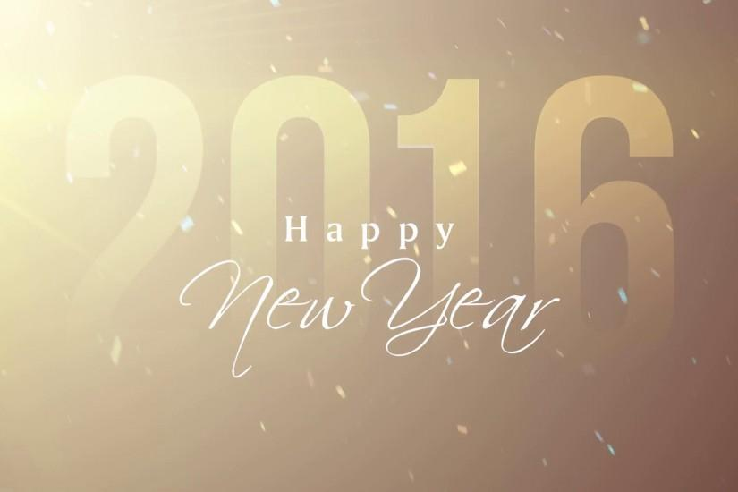 Subscription Library Happy New Year 2016 Background