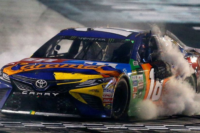 NASCAR results at New Hampshire: Kyle Busch advances in playoffs with win |  NASCAR | Sporting News