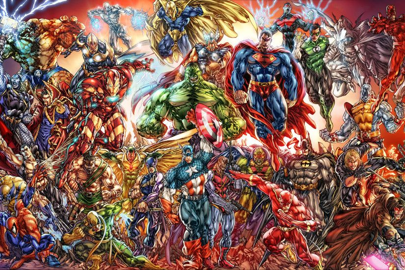 ... 2362x1408 878 DC Comics HD Wallpapers Background Images