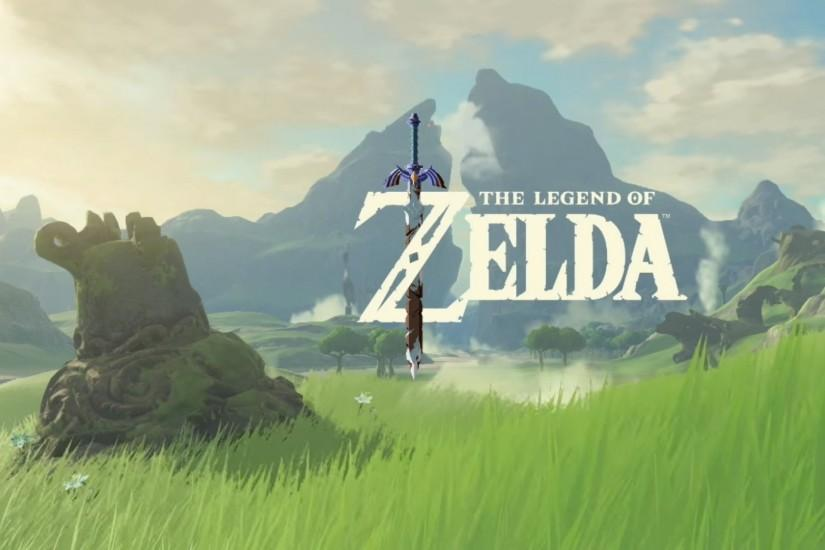 amazing zelda breath of the wild wallpaper 1920x1080 for mac