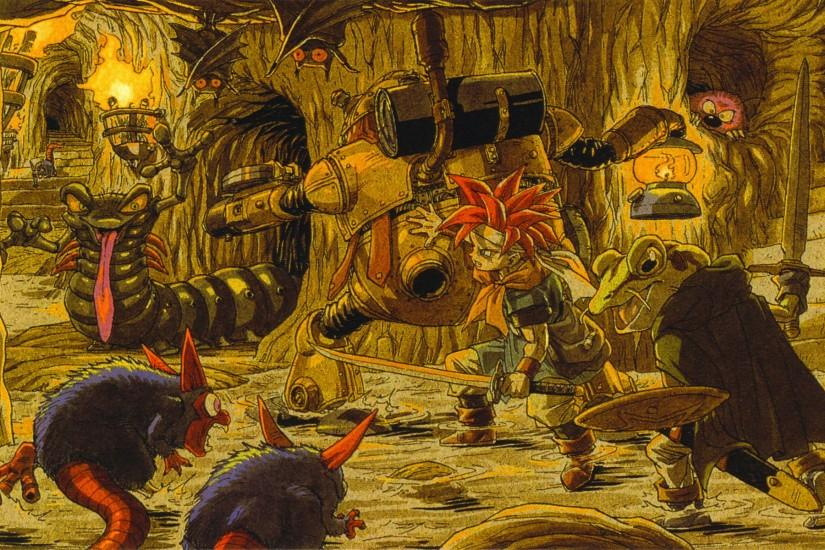 popular chrono trigger wallpaper 1920x1200 images